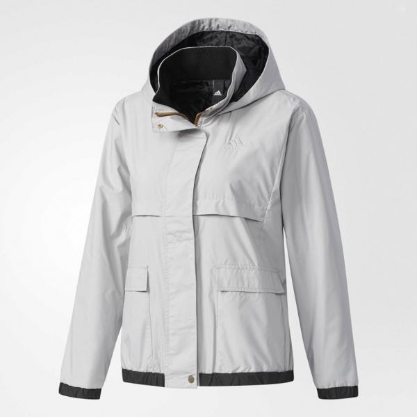 アディダス(adidas) 24/7 フード付き ウィンドブレーカーシャツ DUV16-CD4897(Lady's)
