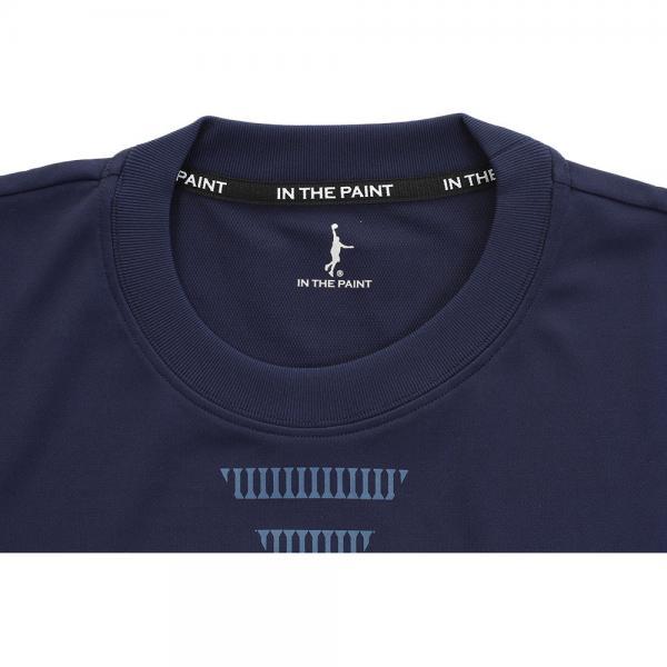ベンチウォーマー(BENCH WARMER) インザペイント Tシャツ ITP17074NVY/WHT(Men's、Lady's)