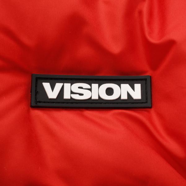 VISION シームレスダウンジャケット 7723187-12RED(Men's)