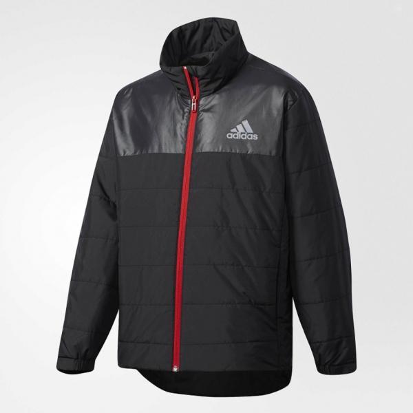 93b233ee37280 LOHACO - アディダス(adidas) ボーイズ ESS パデッドジャケット DUX74 ...