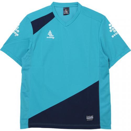 スヴォルメ(SVOLME) チームゲームシャツ 141-25800EGR(Men's、Lady's)