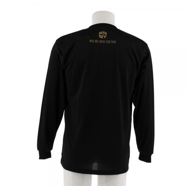 エックスティーエス(XTS) DP You never know 長袖Tシャツ 751G7ES6312 BLK(Men's)