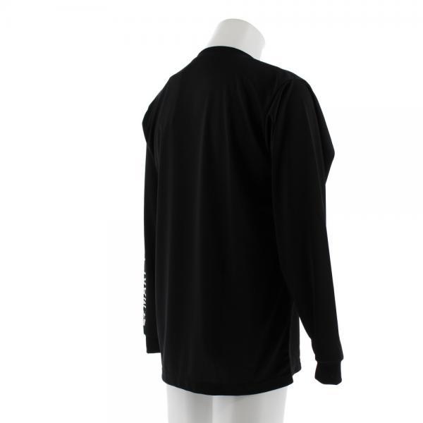 エックスティーエス(XTS) DP Make it better 長袖Tシャツ 751G7ES6316 BLK(Men's)