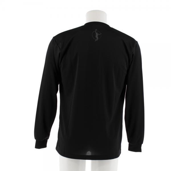 エックスティーエス(XTS) DP hops 長袖Tシャツ 751G7ES6322 BLK(Men's)