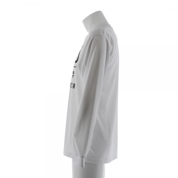 エックスティーエス(XTS) DP hops 長袖Tシャツ 751G7ES6322 WHT(Men's)