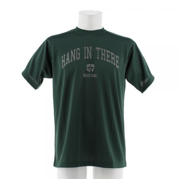 エックスティーエス(XTS) DP Hang in there 半袖Tシャツ 751G7ES6324 DGRN(Men's)