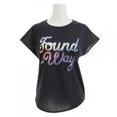 ヴァナフ バイ ウィッテム(VANAPH by HUITIEME) Fitness Tシャツ 821VH7UK4321 NVY(Lady's)