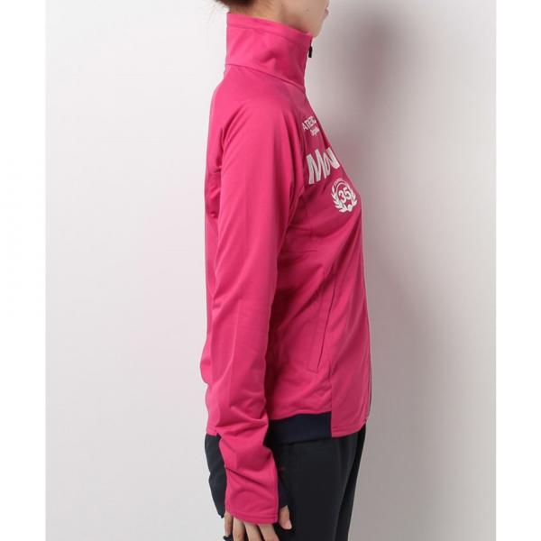 デサント(DESCENTE) ドライトランスファー トレーニングジャケット DAT-1780W PPNK(Lady's)
