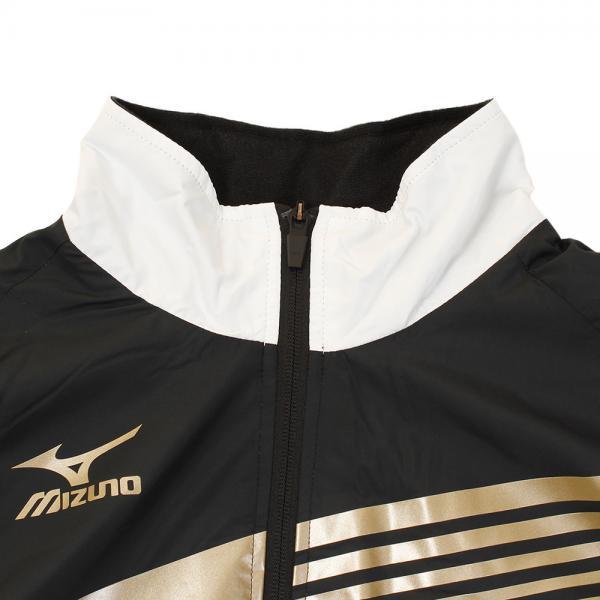 ミズノ(MIZUNO) ブレスサーモライトウオーマーシャツ 62JE750501(Men's)