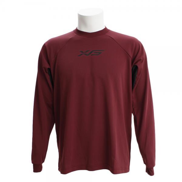 エックスティーエス(XTS) DPWバスケ長袖Tシャツ 751G7ES6300 WIN(Men's)