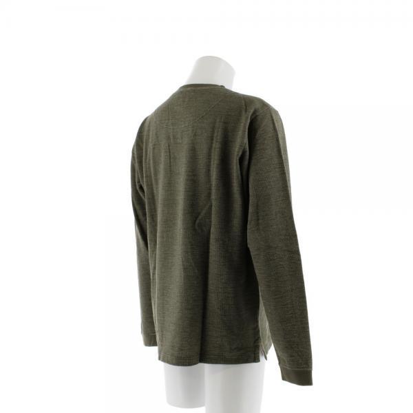 カンタベリー(canterbury) ロングスリーブ ラガーTシャツ RA47562 47(Men's)