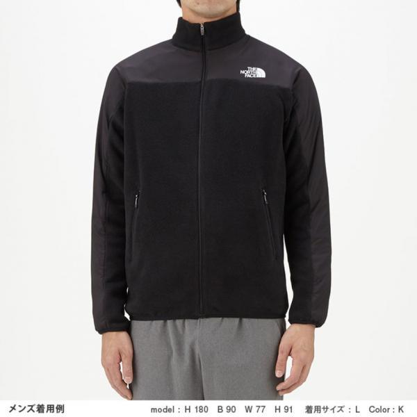 ノースフェイス(THE NORTH FACE) トレーニングバーサジャケット NL61772 K(Men's)