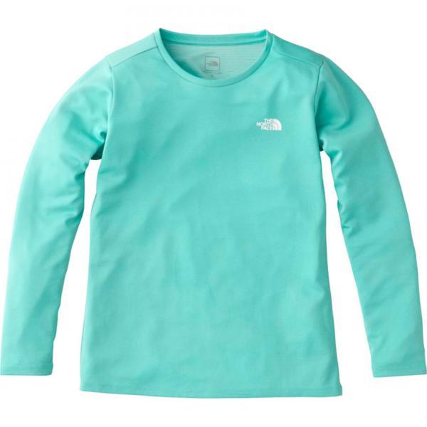 ノースフェイス(THE NORTH FACE) ロングスリーブRDTボルテージクルーネックTシャツ NTW61676 VB(Lady's)
