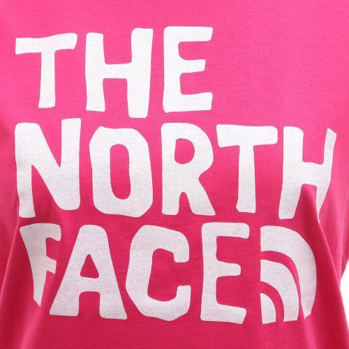 ノースフェイス(THE NORTH FACE) TNF GRAPHIC TEE NTW81786 BT(Lady's)