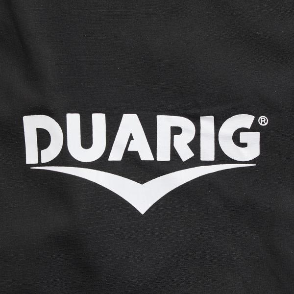 デュアリグ(DUARIG) 絶耐撥水 ピステパンツ 742D7DLY5322 BLK(Jr)