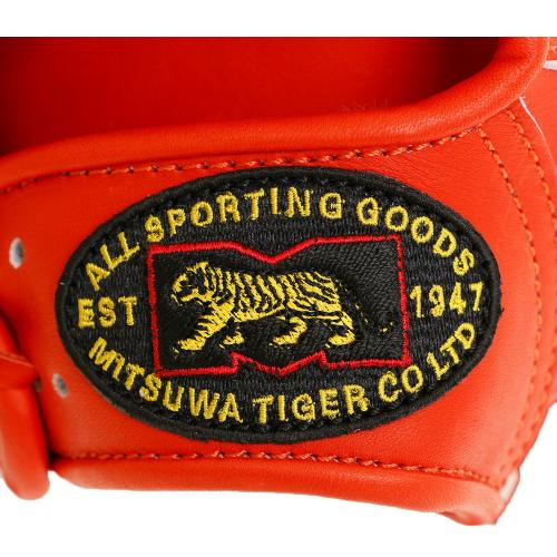 美津和タイガー(mitsuwa-tiger) 少年軟式用グラブ レボルタイガー オールラウンド用 JRGSI-902ORG(Jr)
