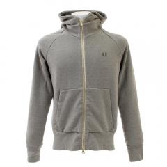 フレッドペリー(FRED PERRY) LOOP BACK HOODED SWEAT F1595--90(Men's)