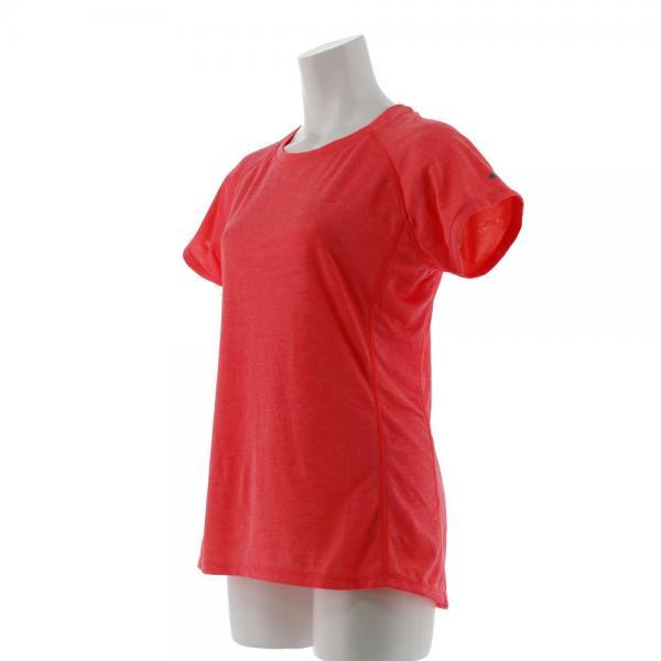エックスティーエス(XTS) ジャガードランニング  半袖Tシャツ 827G7TJ3558 SPN(Lady's)