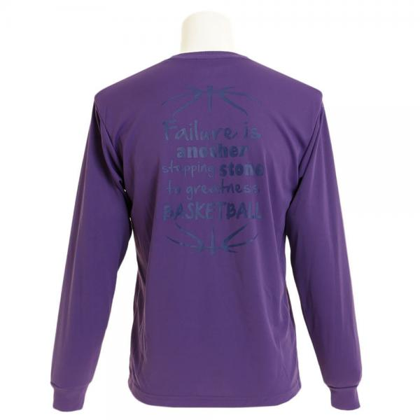 エックスティーエス(XTS) ドライプラス メッセージTシャツ 751G7CD6327 PUL(Men's)