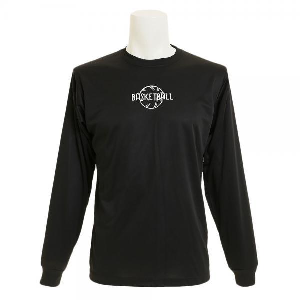 エックスティーエス(XTS) ドライプラス メッセージTシャツ 751G7CD6328 BLK(Men's)