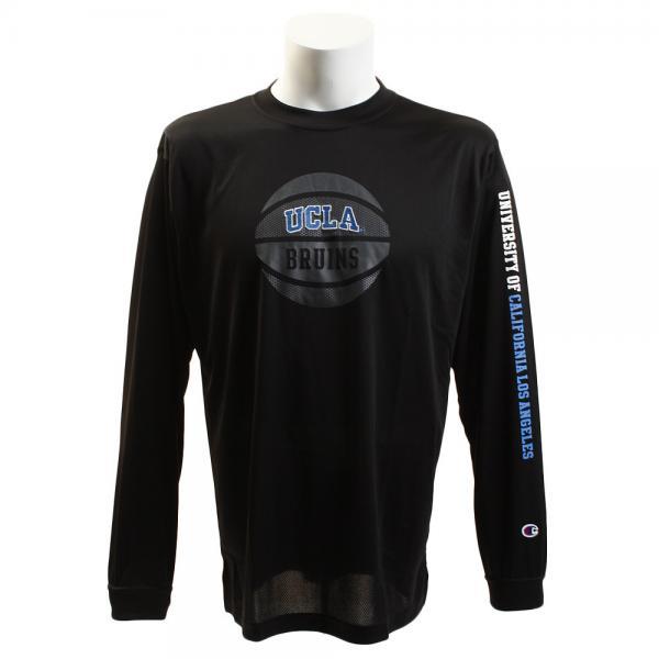 チャンピオン(CHAMPION) UCLA 長袖Tシャツ C3-LB464 090(Men's)