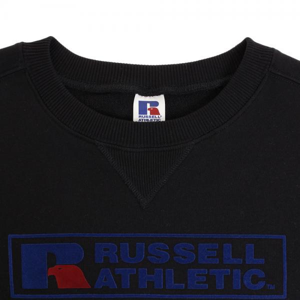 ラッセル(RUSSELL) クルーネック スウェット RBM17F0005 NVY(Men's)