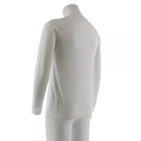 オドロ(ODLO) EVOLUTION LIGHT ベースレイヤー 長袖Tシャツ 184102 WHI(Men's)