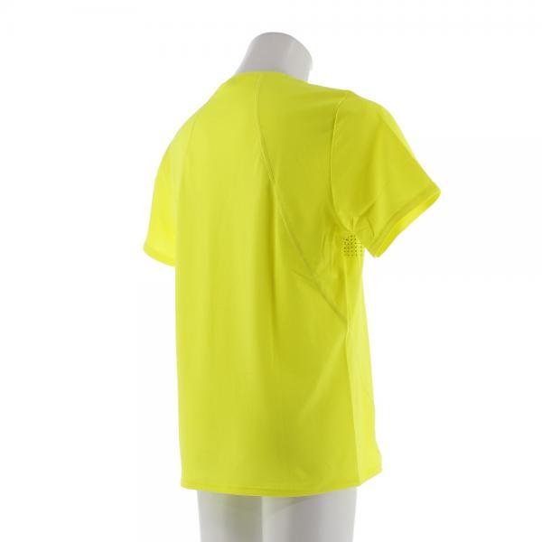 オドロ(ODLO) IMPERIUM PRINT ランニング 半袖Tシャツ 380012 YELW(Men's)