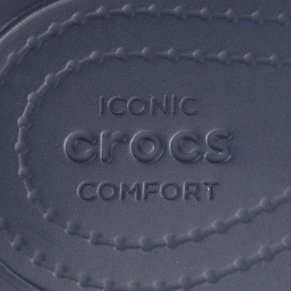 クロックス(crocs) シャワーサンダル スローン エンベリッシュド スライド #204691-4AD(Lady's)