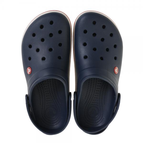 クロックス(crocs) 【オンラインストア価格】クロックバンド クロッグ(Crocband Clog) Navy #P11016-410(Men's、Lady's)