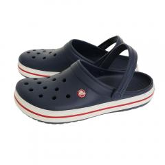 クロックス(crocs) クロックバンド クロッグ(Crocband Clog) Navy #P11016-410(Men's、Lady's)