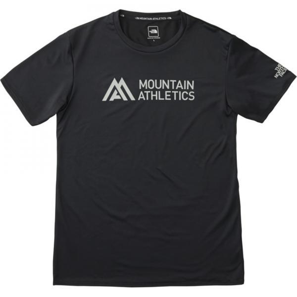 ノースフェイス(THE NORTH FACE) ショートスリーブアンペアMAクルーネックシャツ NT61690 KB(Men's)