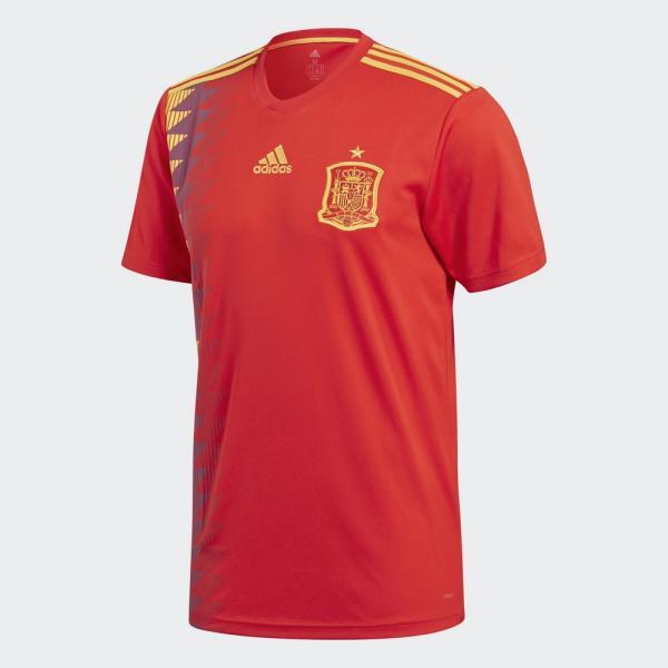 アディダス(adidas) スペイン代表 ホームレプリカユニフォーム DTY42-CX5355(Men's)