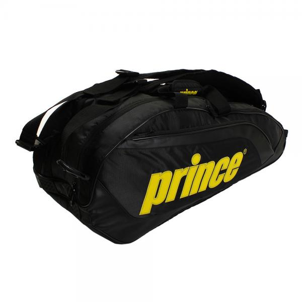 プリンス(PRINCE) ラケットバッグ FN642 237 BLK/YEL
