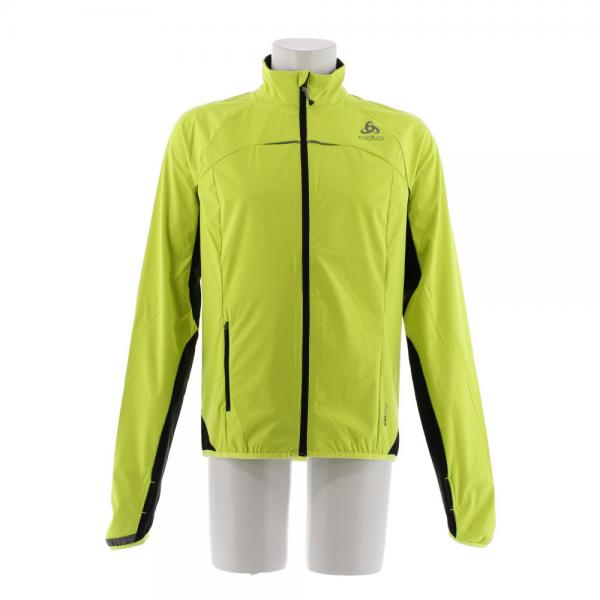 オドロ(ODLO) JACKET ZEROWEIGHT LOGIC ウインドジャケット 371032 YLXBK(Men's)