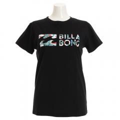 ビラボン(BILLABONG) UNITY ロゴ 半袖Tシャツ AI013203 BWV(Lady's)
