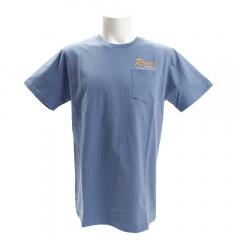 RVCA イーグルTシャツ AI041216 CBT(Men's)