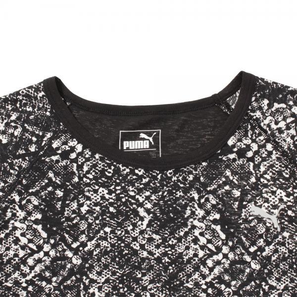 プーマ(PUMA) グラフィックTシャツ 517139 01 BLK(Lady's)