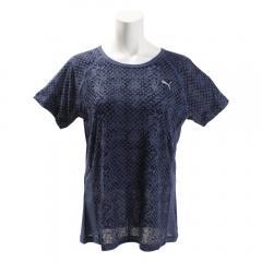 プーマ(PUMA) グラフィックTシャツ 517139 03 NVY(Lady's)