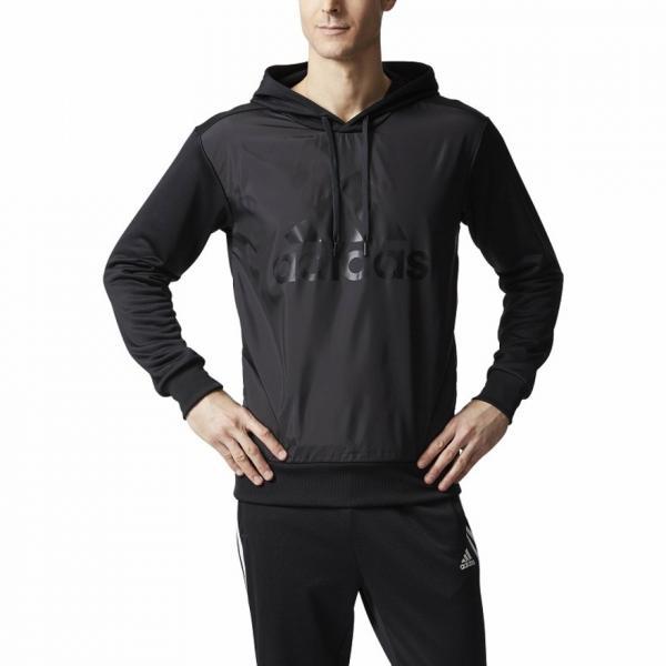 アディダス(adidas) RM ESS ハイブリッド スウェットパーカー CD9672(Men's)