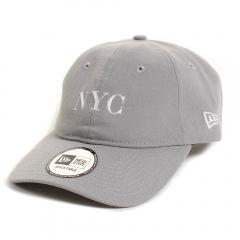 ニューエラ(NEW ERA) 930 BASIC FABRICS NY キャップ 11557454(Men's、Lady's)