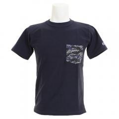 チャンピオン-ヘリテイジ(CHAMPION-HERITAGE) リバースウィーブ ポケット付きTシャツ C3-B369 370(Men's)
