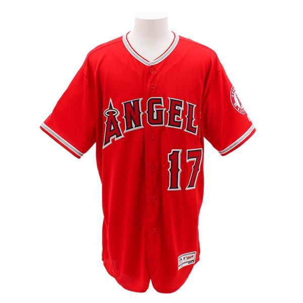 MJ・MLB ロサンゼルス エンゼルス 大谷翔平レプリカユニフォーム 7300-ANA3-AN9-17(Men's)