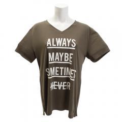 リーボック(REEBOK) ヨガ エコピュアメッセージTシャツ ETX69-CX3707(Lady's)