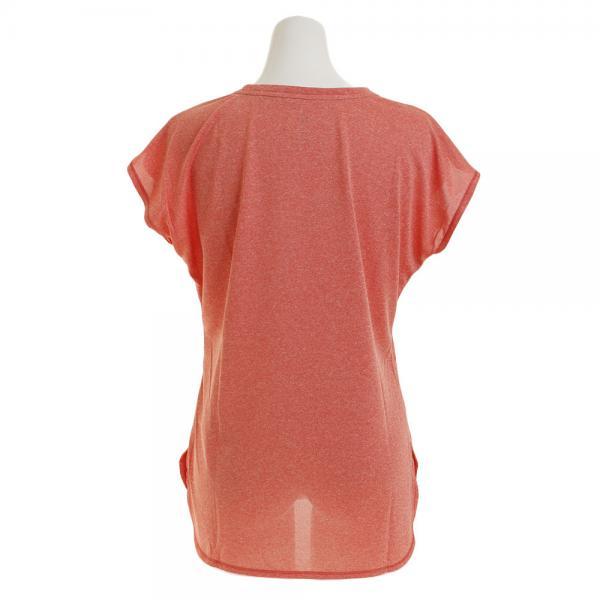 オドロ(ODLO) 【ゼビオオンラインストア価格】クルーネックTシャツ 350061 dubarry melange(Lady's)