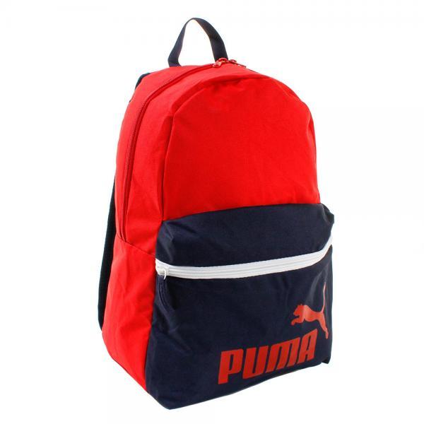 9e54fe8b8015 LOHACO - プーマ(PUMA) デイズバックパック 075487-04 RED(Men's ...