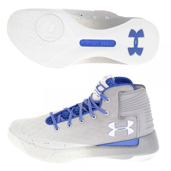 アンダーアーマー(UNDER ARMOUR) SC 3ZER0 1298308 WHT/TRY/WHT2018(Men's)