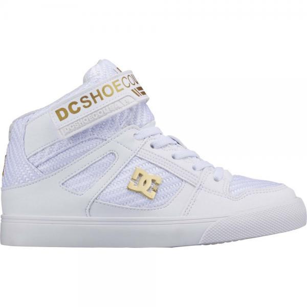 67f61dec0a60 LOHACO - ディーシー・シュー(DC SHOE) ジュニア Ks PURE HIGH-TOP SE ...