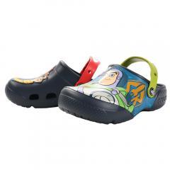 クロックス(crocs) キッズ Fun Lab Disney and Pixar Buzz & Woody Clog #205493-410(Jr)