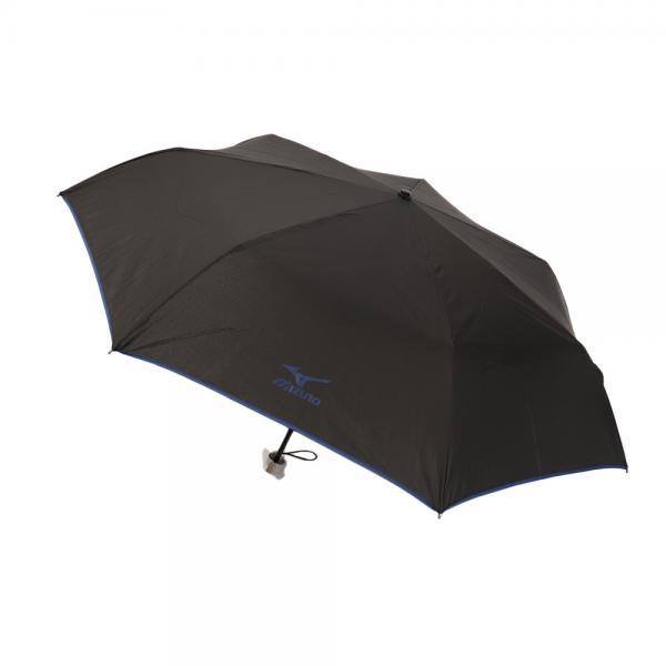 ミズノ(MIZUNO) 折りたたみ傘 耐風パイピング 2101552041051560(Men's、Lady's、Jr)
